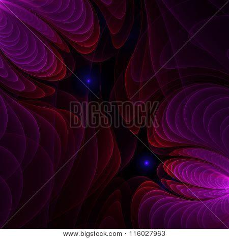 Dark Abstract Shapes