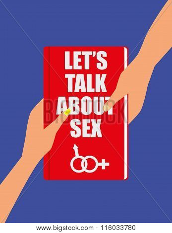 Talk About Sex Book