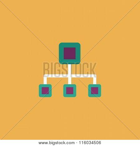 Network block diagram