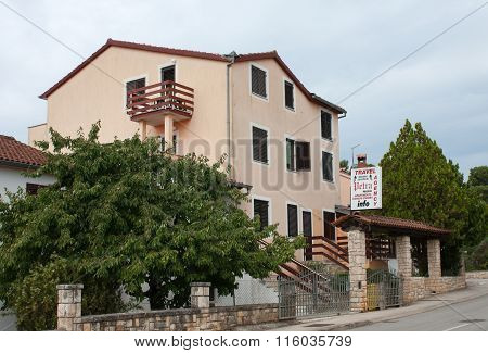 Pansion Petra In Rovinj In Croatia