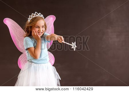 Charming Little Fairy