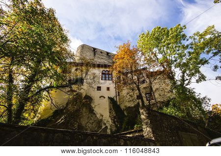 Angenstein Castle