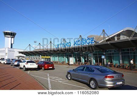 Terminal 1 Of Kosice International Airport