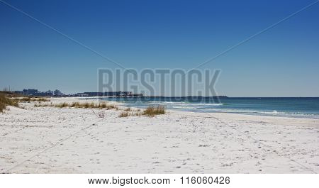 Destin Beach In Florida