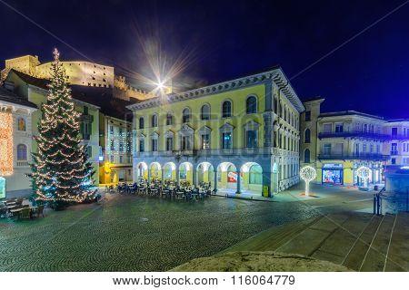 Christmas In Bellinzona
