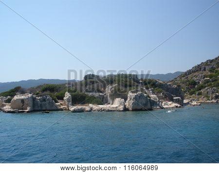 The Ruins Of Kekova