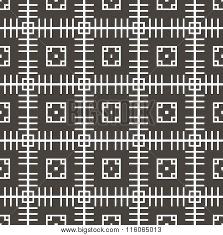 Geometrical seamless pattern background