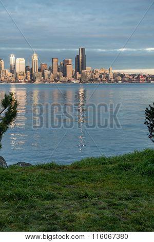 Sunshine On Seattle