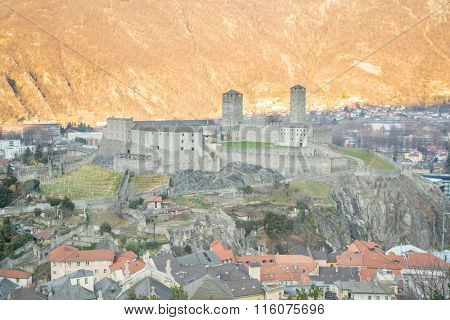 Castelgrande Castle, In Bellinzona