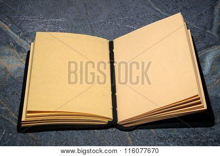 Open Sketchbook Journal