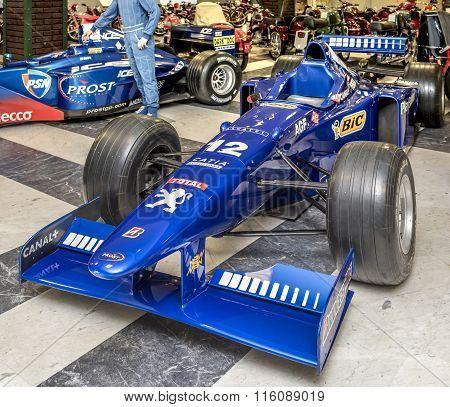 Race Car Formula 1