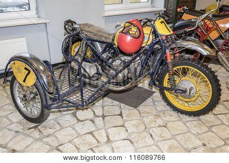 Sports Motorbike Izh