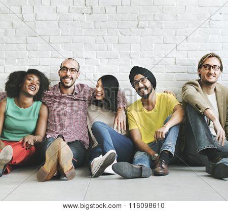 People Community Diversity Students Concept