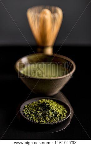 Organic Green Matcha Tea