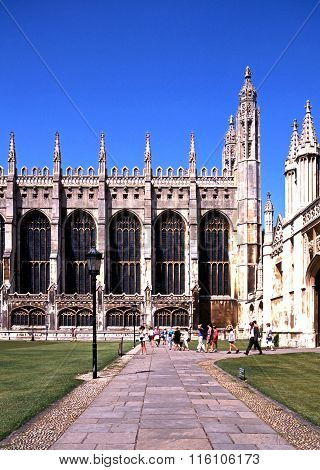 Kings College, Cambridge.