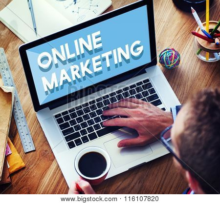 Browsing Network Internet Online Marketing Concept