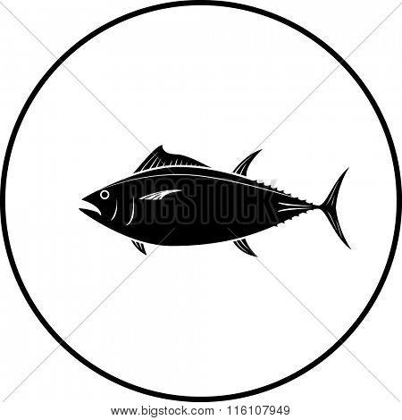 tuna fish symbol