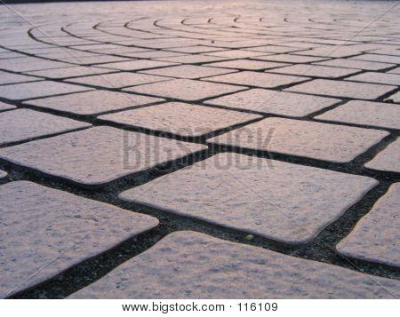 Stone Tile Pattern