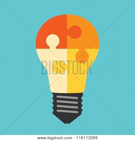 Light Bulb Of Puzzles