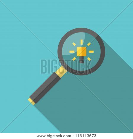 Magnifying Glass, Idea Search