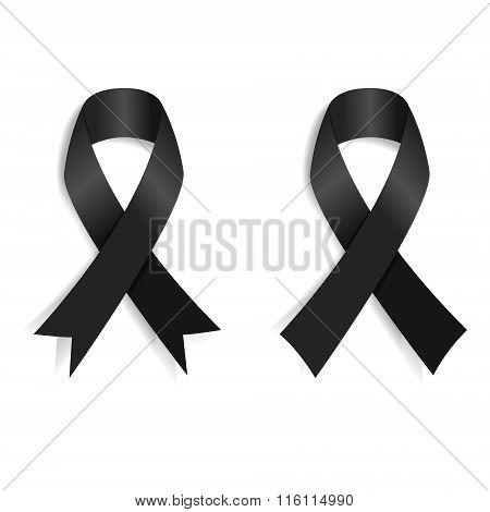 Set Of The Black Ribbon