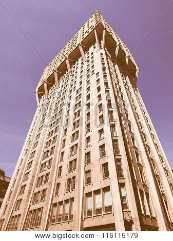 Torre Velasca, Milan Vintage