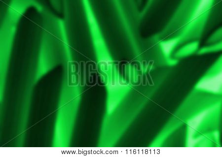 Abstract background with viruses, illustration