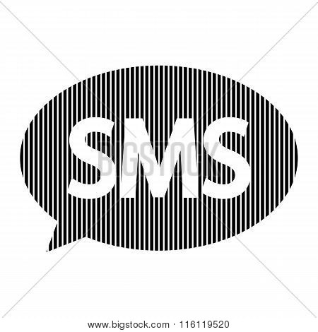 Sms Sign On White.