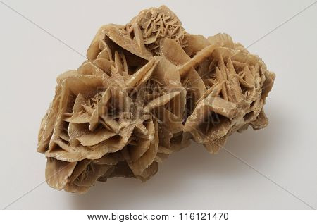 Brown Desert Rose Stone