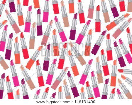 Lipstick Beauty Background Lip Gloss Woman Light 1
