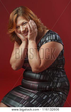 Shy Woman