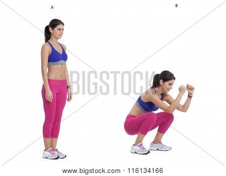 Full Depth Squat