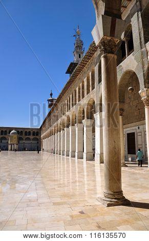 Umayyad Mosque