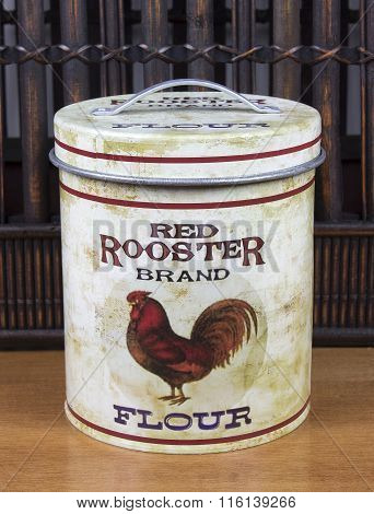 Red Rooster Flour