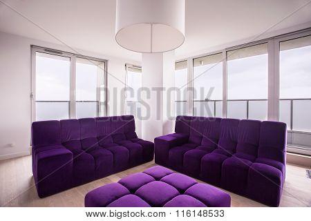 Big Windows In The Room