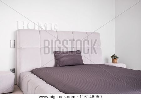 Comfortable And Cozy Bed