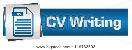 CV Writing Blue Grey File Horizontal