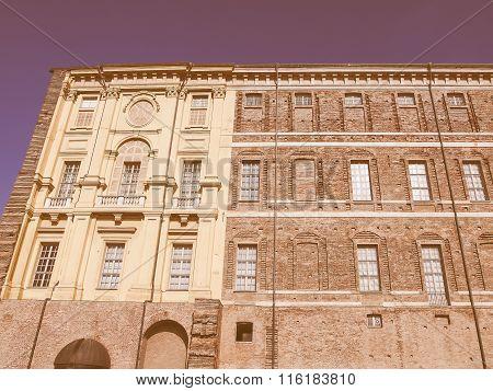 Castello Di Rivoli, Italy Vintage