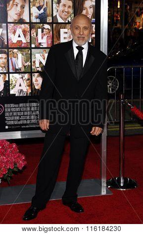 Hector Elizondo at the Los Angeles Premiere of