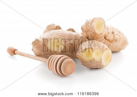 Ginger Root And Drizzler