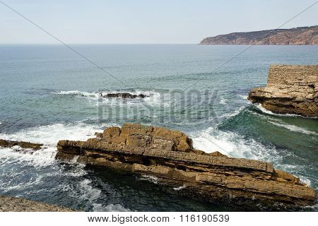 Rugged Ocean Coast