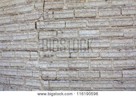 Salt Wall Bolivia