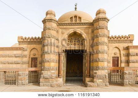 Mausoleum Of Mohamed Ali Family. City Of Deads. Cairo, Egypt