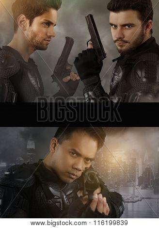 super cops - assault group
