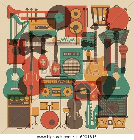 All Music Instrument
