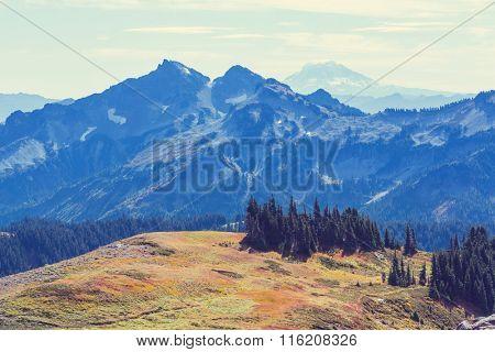 Mt. Adams in Washington, USA