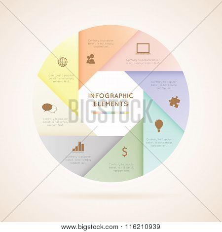 Modern Infographics 8 Options