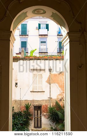 Naples Street View