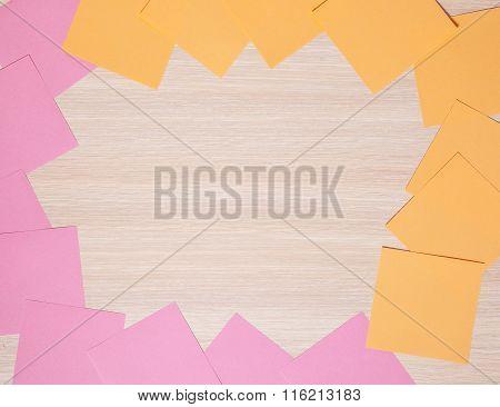 Frame From Sticky Notes