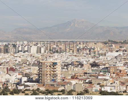 Alicante Top View